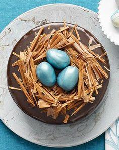 Húsvéti csokoládétorta recept