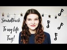Soundtrack to my life Tag | Caity Rose - YouTube