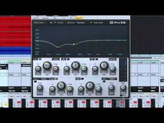 Recording: In The Studio: Using EQ Make-Up Gain (Video) - Pro Sound Web