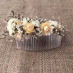 Peinetas de novia: fotos modelos originales (11/30)   Ellahoy