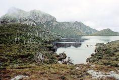 Promontory Lake, Western Arthurs, SW Tasmania, December, 1969. December, Westerns, Tasmania, River, Western, December Daily, Rivers