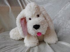 Poodle Sheepdog Floppy Puppy ultrasoft quality by TALLhappyCOLORS