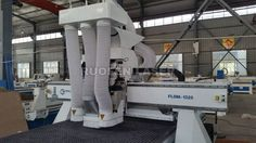 3 axis cnc router with drilling bank for furniture making is used on furniture cutting, engraving, drilling and so on. 3 Axis Cnc, Cnc Router Machine, Car Tools, Atc, Cabinet Doors, Furniture Making, Drill, Hole Punch, Cupboard Doors