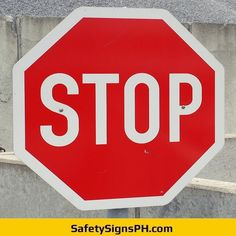 Traffic Stop Sign Philippines Philippines, Safety, Signs, Security Guard, Shop Signs, Sign