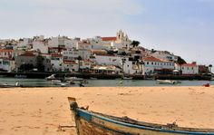 João de Arens is a small sand beach between cliffs close the Portimao, which owes its name to a pastor who lived here