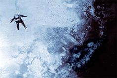 Cool article about man vs nature. This guy basically went skydiving from 19 miles up.  :|