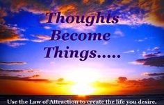 The Law of Attraction simply says that you attract into your life whatever you think about.  Your dominant thoughts will find a way to manifest.  But the Law of Attraction gives rise to some tough questions that don't seem to have good answers.  I would say, however, that these problems aren't caused by the Law of Attraction itself but rather by the Law of Attraction as applied to objective reality.