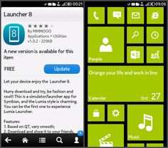 How To Get Windows Phone 8 Style Launcher For Android