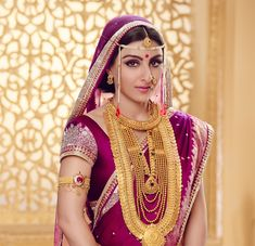 PNG Jewelers India – Wedding Jewelry Campaign 2013 featuring Soha Ali Khan