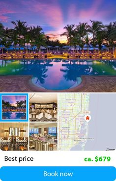 The St. Regis Bal Harbour Resort (Bal Harbour/Miami Beach, USA) – Book this hotel at the cheapest price on sefibo.
