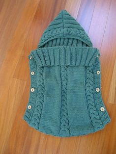 modele tricot gratuit nid d'ange