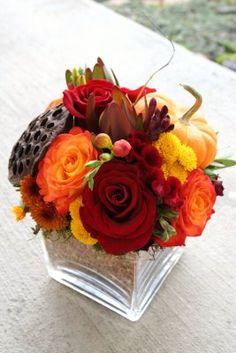 194 best Fall Wedding Flowers images on Pinterest   Fall wedding ...
