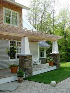 ahh! this but a taller, skinnier version to replace the older iron columns on my carport
