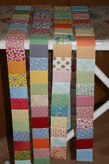 crazy mom quilts: one a day quilt along-assembling the top