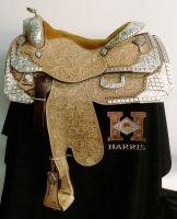 Harris saddle