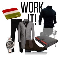 A menswear look from February 2016 featuring mens turtleneck, mens slim fit jeans and mens overcoat. Browse and shop related looks. Superdry, Hungary, Gucci, Menswear, Mens Fashion, Shoe Bag, Omega, Polyvore, Stuff To Buy