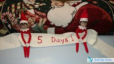 Coastal Mom Creations: Super Easy Elf on the Shelf Ideas Christmas Elf, Christmas 2019, Christmas Crafts, Xmas, Holiday Fun, Holiday Decor, Festive, Wonderful Time, Elf On The Shelf