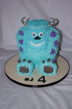 Monster Cake - www.suikerbekkie.co.za Cakes, Desserts, Food, Tailgate Desserts, Deserts, Cake Makers, Kuchen, Essen, Cake