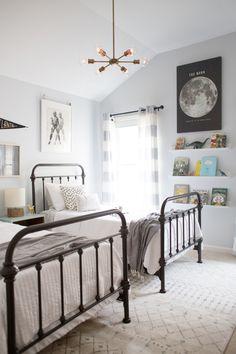 star wars ideas for a boy room on LayBabyLay.com