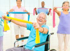Rutina de ejercicios para personas en silla de ruedas. #CuidaTuSalud http://tuconsejeroendiabetes.wordpress.com/2012/05/16/ejercicios-para-personas-en-silla-de-ruedas/