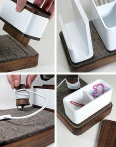 io Desk Organizer | Office | Gear