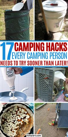 Check out these GENIUS camping hacks that every camper should use! These 17 camping hacks are so clever, and I am definitely trying them out on my next camping adventure! hacks camper 17 Genius Camping Hacks Every Outdoor Family Could Use Camping 101, Ikea Camping, Camping Hacks With Kids, Travel Trailer Camping, Camping Glamping, Camping Supplies, Camping And Hiking, Family Camping, Outdoor Camping