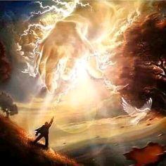 Image Jesus, Jesus Christ Images, Art Prophétique, Art Amour, Christian Pictures, Prophetic Art, A Course In Miracles, Lion Of Judah, Biblical Art