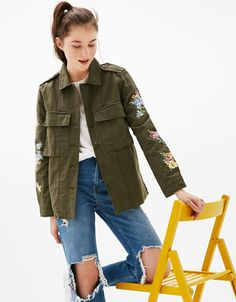 Discover the lastest trends in Coats & Jackets with Bershka. Log in now and find 137 Coats & Jackets and new products every week