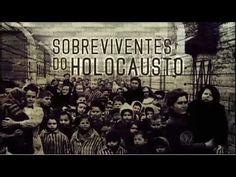 Sobreviventes do Holocausto - Jornal da Record - Série Completa (Rede Re...