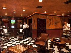 Havana Club Cigar Lounge at La Quinta Resort & Club