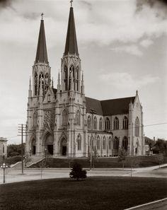 Cathedral of St. Helena; Helena, Montana