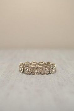 gorgeous vintage wedding band...maybe anniversary band :) :)