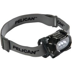 Pelican 33-lumen 2745 Safety Approved 3-mode Led Headlight (black)