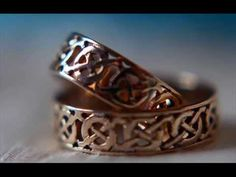 Celtic rings are perfect for a medieval or renaissance wedding. And if you're looking for a venue visit Castle Pines Farm. Celtic Rings, Celtic Wedding Rings, Celtic Knot, Renaissance Wedding, Viking Wedding, Irish Traditions, Celtic Designs, Happy Marriage, Marriage Tips