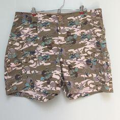 ⚠️Flash sale ⚠️ Riders Women's Shorts Sz 20W Riders Women's Flower printed Camo Shorts. Size 20W. Cargo shorts. 100% Cotton Riders Shorts Cargos