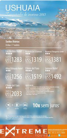 Temporada de Neve Ushuaia 2013