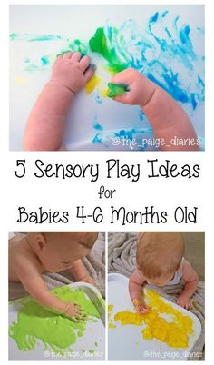 Baby crafts 6 Month - Baby & Toddler Learning Activities, organized by skill, age, duration Toddler Learning Activities, Baby Learning, Infant Activities, 4 Month Old Baby Activities, Teaching Babies, 6 Month Baby Games, Learning Games, 4 Month Baby Toys, Baby Sensory Ideas 3 Months