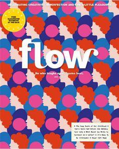 Flow - Magazine for Paper Lovers Magazine Shop, Magazine Art, Magazine Design, Free Notebook, Find Quotes, Best Web Design, Im Not Perfect, Design Inspiration, Graphic Design