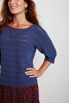 Ravelry: Rigging Sweatshirt pattern by Amy Herzog Top Pattern, Crochet Top, Knitting Patterns, Pullover, Sweatshirts, Knit Sweaters, Color, Ravelry, Amy