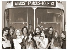 Almost Famous...one of my favorite movies....ever.