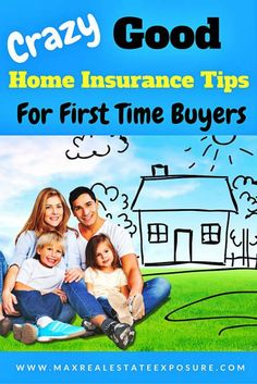 Best tips for first time buyers getting home insurance: https://plus.google.com/+BillGassett/posts/aRY5qM6DgR4