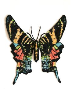 I Knit Different Moths To Reveal Their Spectacular Variety | Bored Panda