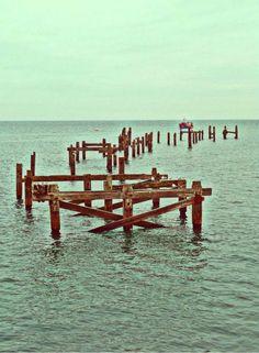 Sea by Hannah Player, via Behance Coast, Behance, Sea, My Love, Instagram Posts, Photography, Photograph, Photo Shoot, Fotografie