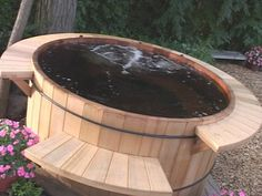 How To Install the Plumbing for a Hot Tub : How-To : DIY Network