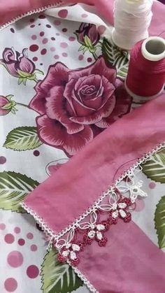 HUZUR SOKAĞI (Yaşamaya Değer Hobiler) Filet Crochet, Crochet Stitches, Knit Crochet, Crochet Edgings, Water Bottle Flowers, Needle Lace, Bargello, Pansies, Tatting