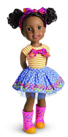 Exclusive: American Girl Just Released an Adorable New Doll Line - GoodHousekeeping.com