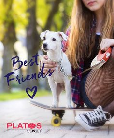 """""""Oh what a day! Today is National Pet Owner's Day (April 11th)  so give your furry BFF just one more (okay maybe two more) treat(s) with the money you earned from Plato's Closet!"""" - http://ift.tt/1HQJd81"""