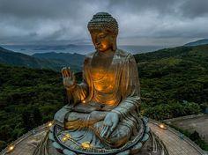 "47 Likes, 1 Comments - Publidrone (@publidronemex) on Instagram: ""Dji Mavic Pro Ngong Ping Tin Temple Big Buddha (night) #Publidrone #NoticiasdrDrones #Drones…"""