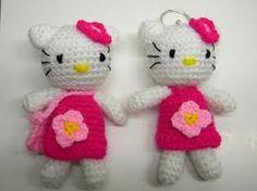 schemat maskotki hello kitty na szydelku - Szukaj w Google