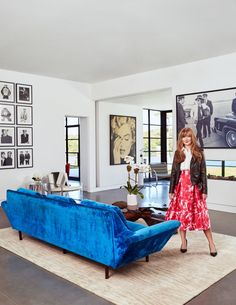the fashionable life: country elegance. take a tour of kate spade new york chief creative officer deborah lloyd's lake house with @harpersbazaar.